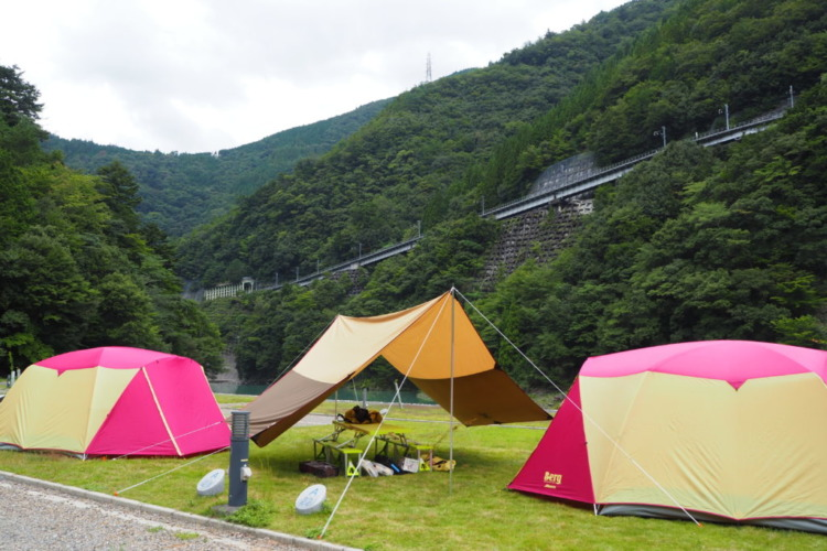 静岡 キャンプ 場
