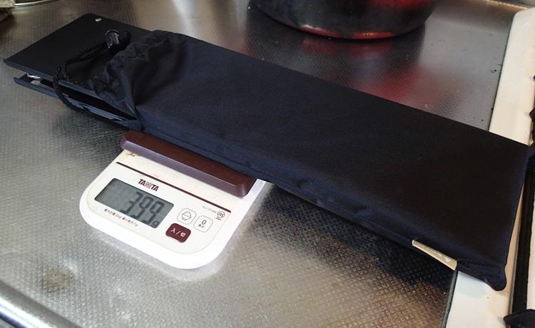 ソロテーブル重さ
