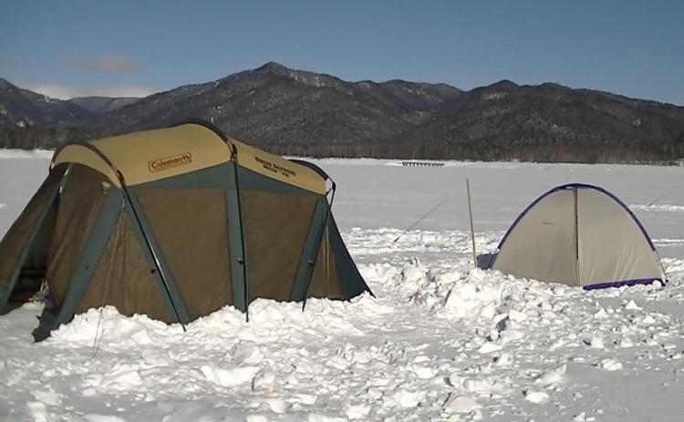 冬 キャンプ 持ち物