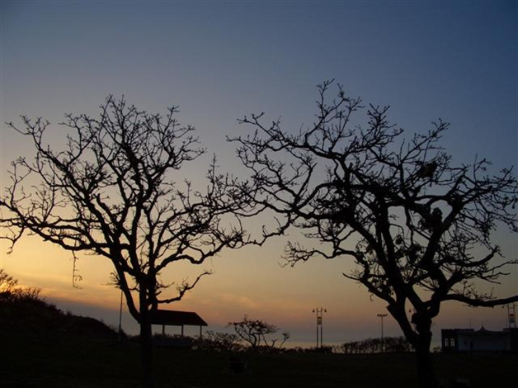 日出岬キャンプ場