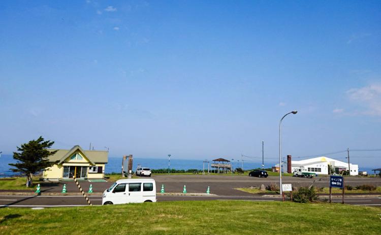 日の出岬キャンプ場